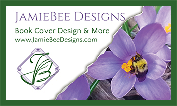 JamieBee Business Card for Website